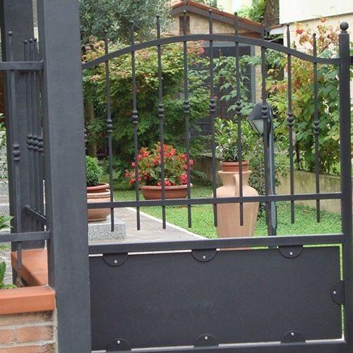 realizzazione-cancelli-in-ferro Mestre Venezia